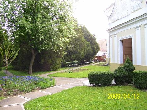 Nagykárolyi református templom 4
