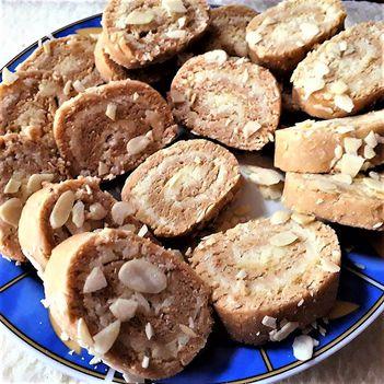 Raffaello tekercs recept