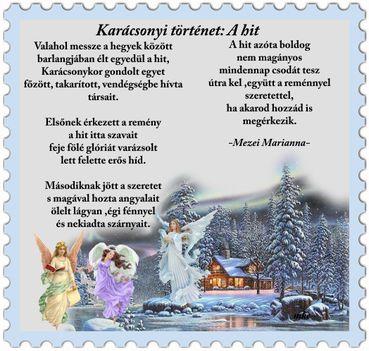 Karácsonyi történet- A hit