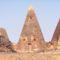 meroe piramis szudán