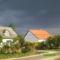 vihar felhők B péterd felett