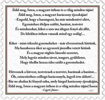 Áldd meg Isten a magyart