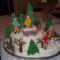 Norbertom szülinapi tortája