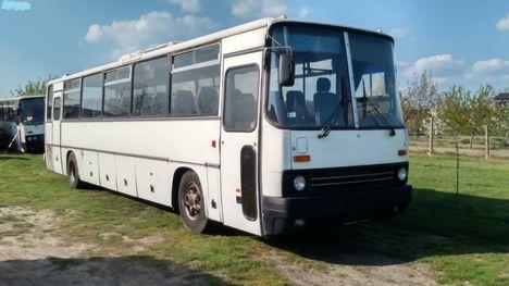 ikarus autóbusz