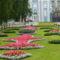 Kis park a Katalin Palotánál