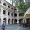 Kollégium belső udvara