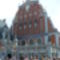 Lettország fővárosa, Riga, Fekete fejek háza (nőtlen kereskedők laktak itt)
