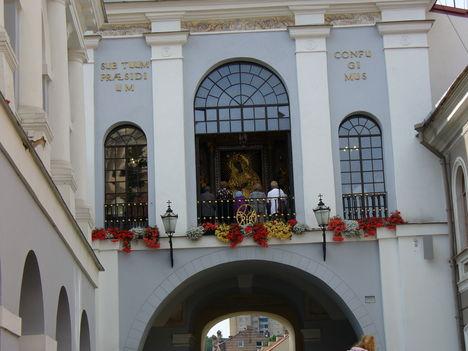 Litvánia fővárosa, Vilnius, Csodatévő Mária zarándokhely