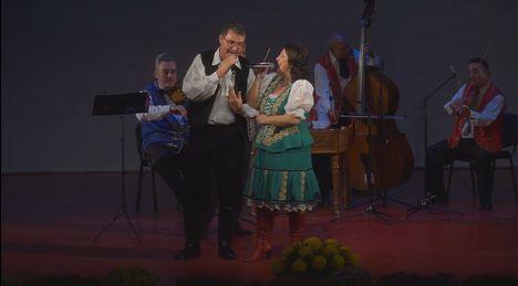 Miklós Szilvia és Szilágyi Sándor
