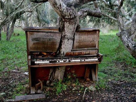 Néma zongora. :Dáma Lovag Erdős Anna verse.