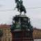 Szentpétervár - I. MIKlós szobra