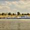 A Széchenyi Jégtörő A Duna Felől - Gönyű 2017