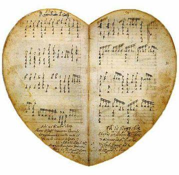 Akinek a szívében dal van....Dáma Lovag Erdős Anna verse: