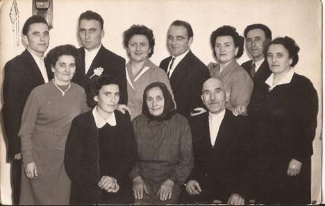 Csonka család