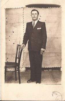Rigó Vince 1940