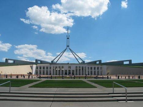 Az új Parlament