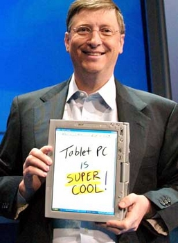 Bill Gates a Windows operációs rendszer atyja