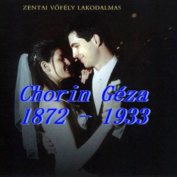 Chorin Géza