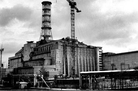Csernobil, Ukrajna