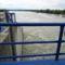 Dunacsúny (Cunovo) a középső duzzasztómű alvíze, 2017. szeptember 03.-án