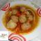 Húsgombócos leves zöldségekkel