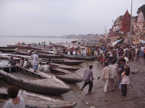 Indiai kikötő