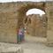 Karthago romjainál