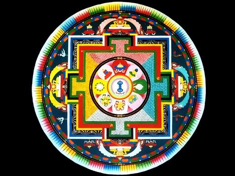 Mandala Aksobhya