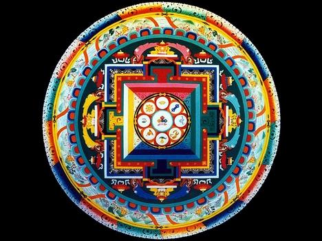 Mandala Hevajra