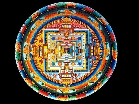 Mandala Kalachakra
