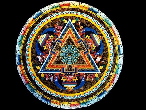 Mandala Mahakala