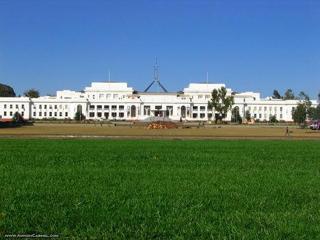 Régi Parlament épülete