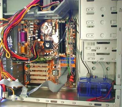 számítógép felépítése