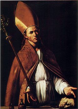 Szent Januarius vértanú