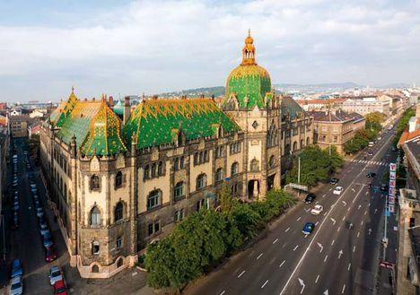 Budapest - Iparművészeti Múzeum