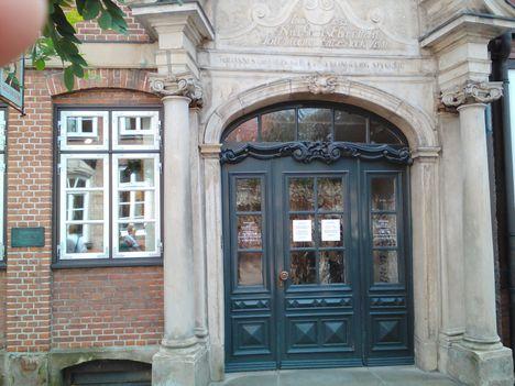 Johannes Brahms szülői háza, Hamburg