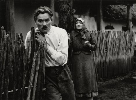 Barsy Béla és Kiss Manyi a Körhinta című filmben