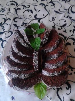 Csokis -kókuszos őzgerinc