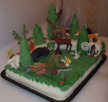 Ferim szülinapi tortája
