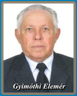 GYIMÓTHI ELEMÉR 1947 - .  .