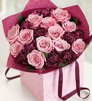 jardine rozsa rozsaszin dobozban