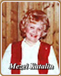 MEZEI KATALIN 1932 - . . ..