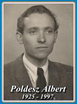 POLDESZ ALBERT 1925 - 1997 ..
