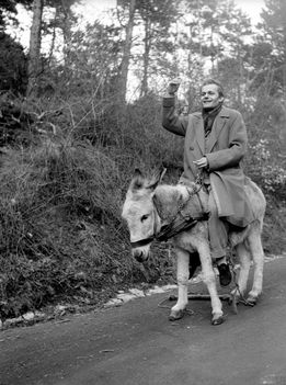 Darvas Iván, 1957FOTÓ KELETI ÉVA