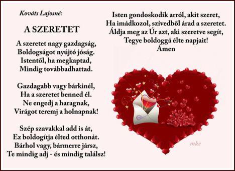 A szeretet