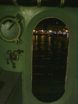a Debrecen csatahajón