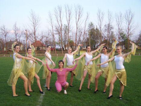 Diamond majorett és tánc csoport