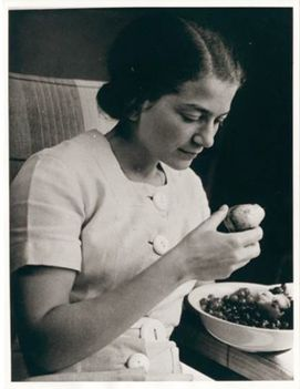 Fischer Annie az 1930s években Kálmán Kata felv