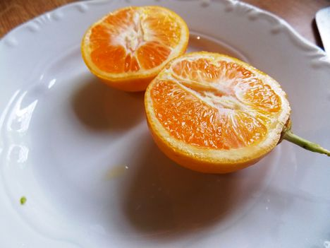 Saját narancs