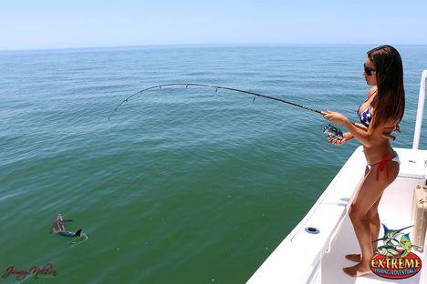 Sporthorgászat tengeren